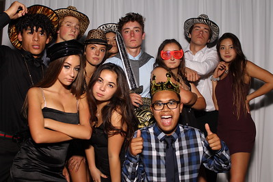 10/13/18 Mission Hills Homecoming - PhotoBooth Individual Photos