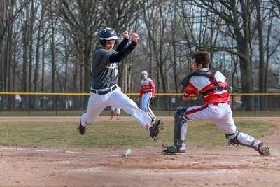 HS Sports - Edsel Ford vs. Divine Child baseball