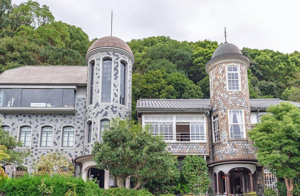 Kitano foreigner's residence