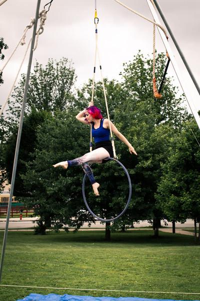 Tiny Circus 6-8-13