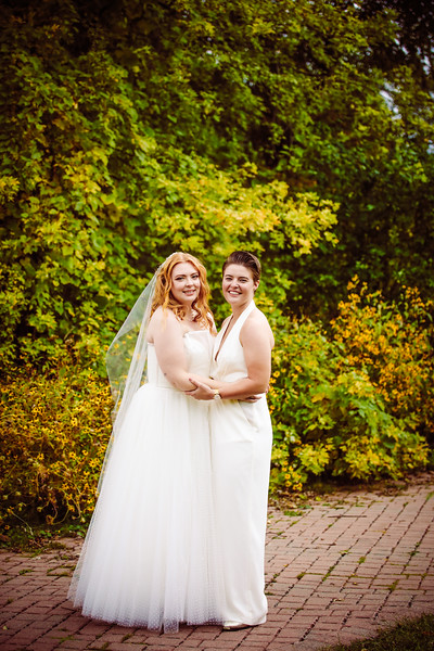 Madeline+Sarah | Wedding