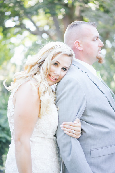Melissa + Travis