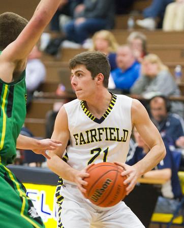 Fairfield vs. Eastside Basketball