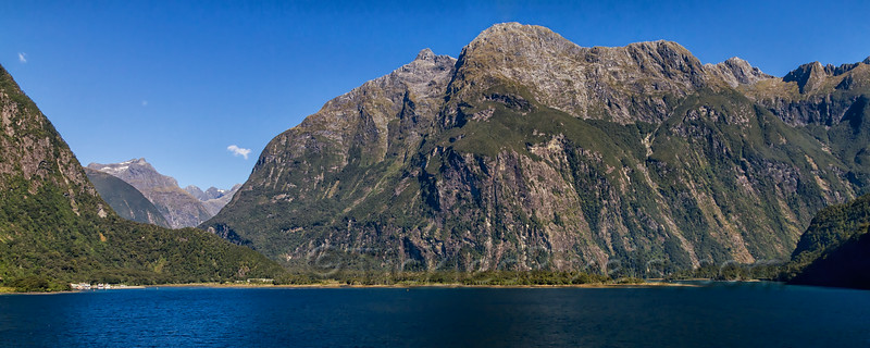Head of Milford Sound
