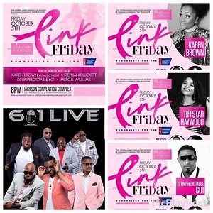 "Party with a Purpose ""The Pink Friday Edition"""