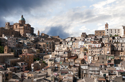 Map - Giro di Sicilia