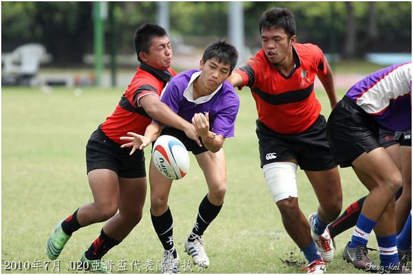 2010年U20亞青盃代表隊選拔賽(Asian U20 Championships National Team Slection)