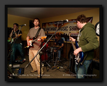 Tin Man & The Flying Monkeys at the 10th Annual Collingwood Music Showcase
