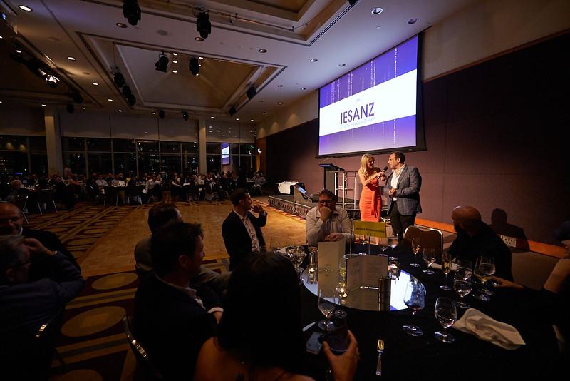 IESANZ-Awards Dinner Gala 2019