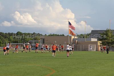Lacrosse Girls West Springfield 5/15/12