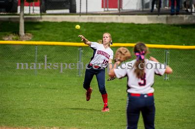 Softball SHS vs SFHS 5-7-2015