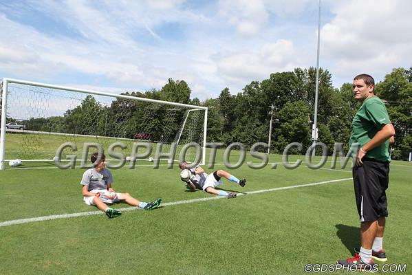 VARSITY BOYS vs GRIMSLEY 08-25-2012