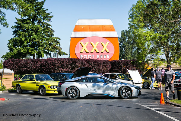 Burgers & BMWs 2017
