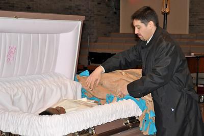 [Joanna Warley Warner Funeral