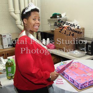 Keyarah's Surprise  Baby Shower