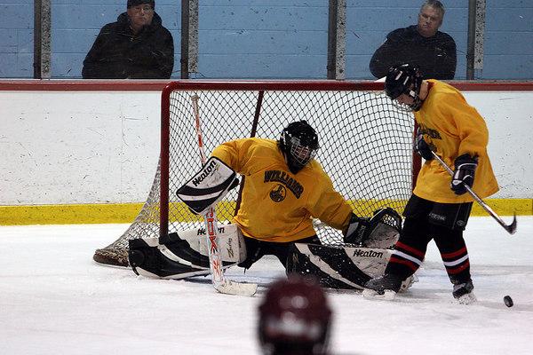 Archbishop Williams Hockey