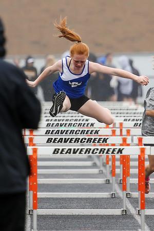 2019-04-20 SJHS Track at Beavercreek