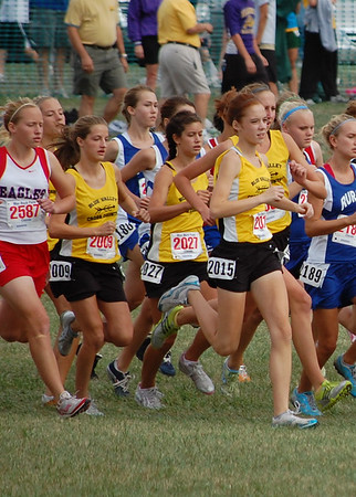 BVHS 2007 Cross Country