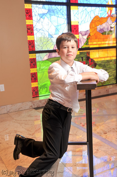 2013 - First Communion - Formal Portraits