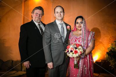 Savera & Ryan • Post Ceremony Portraits