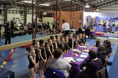 Gymkhana Gymnastics : Session 2 : Level 4