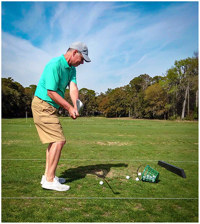 Ted Golf Swing HH