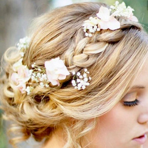 91240 Bride braiding