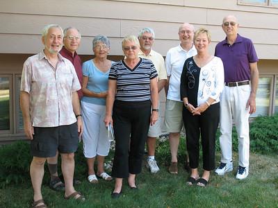 Cleven Cousins Reunion 2006