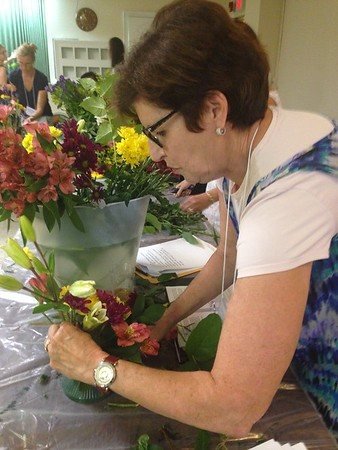 Basics of Flower Design Workshop