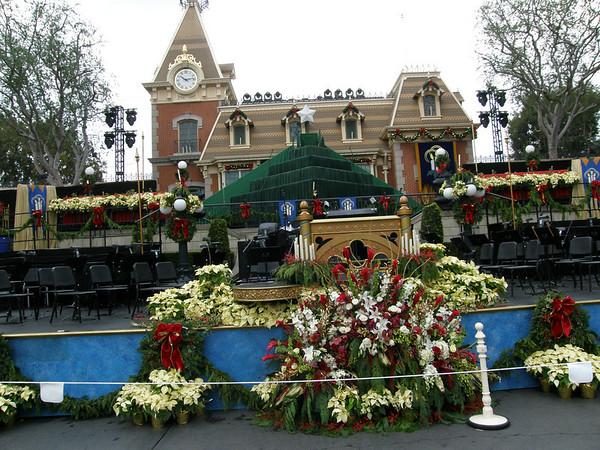 Disneyland December 7 2008