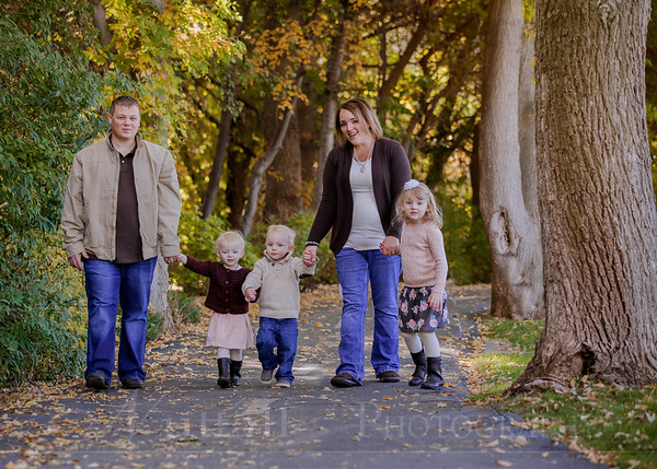 Anderson Family 2014