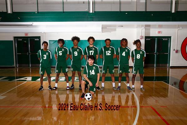 2021 Eau Claire boys soccer