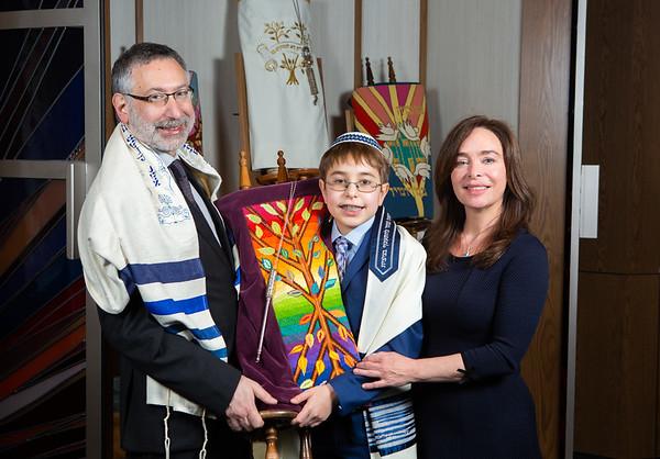 Alex's Mitzvah