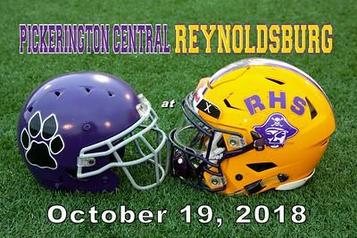 2018 Pickerington Central at Reynoldsburg (10-19-18)
