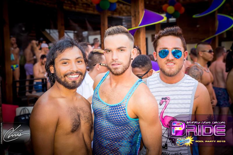 SHINE | The Dallas Pride Pool Party 2015
