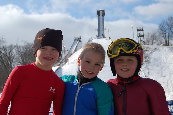 Norge Ski Club:  January 30 & 31, 2010