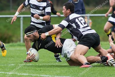 2013 10 05 Wellington U20 v Hawkes Bay U20