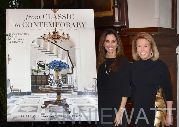 October 2, 2017 Ellie Cullman Book Signing at the Park Avenue Armory