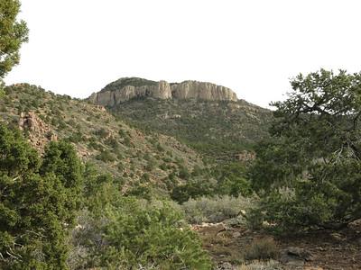 Grand Wash Cliffs HP - Dec. 18, 2013