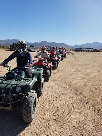 4-15-17 am atv tour Dustin