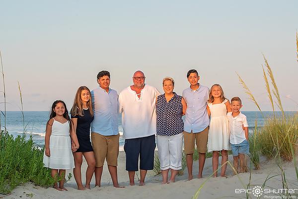 Salvo Family Vacation Photos, Cape Hatteras Photographer,