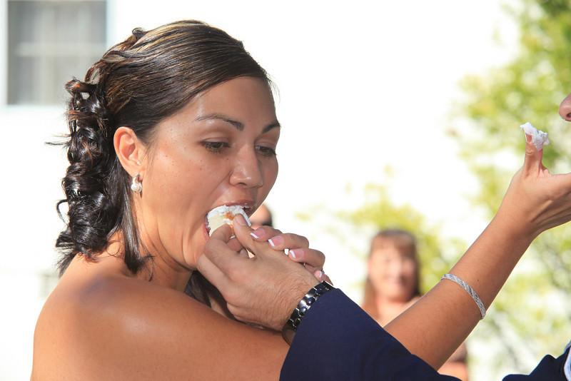 April and Tino Wedding (candids)
