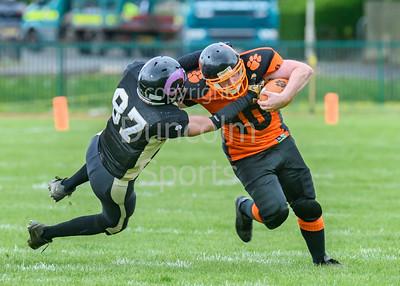 Glasgow Tigers v Yorkshire Rams