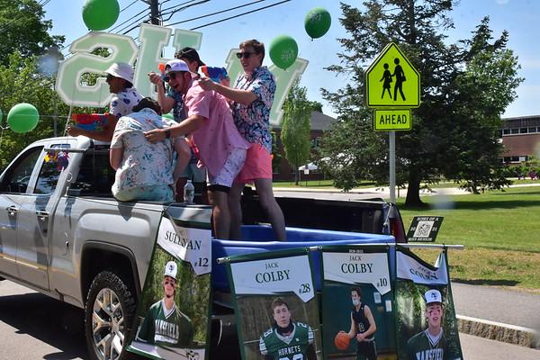 Senior Parade 2021