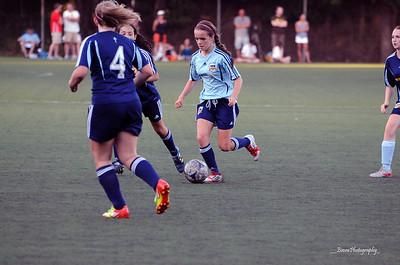 Seattle United Team 8-4-2012