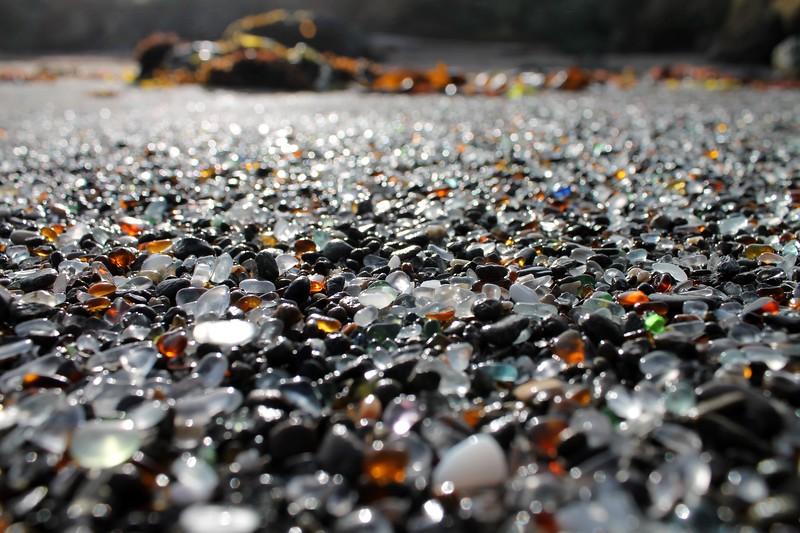 Ft Bragg Sea Glass Beach Series 3
