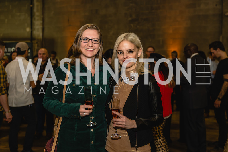 Kristen Peterson, Giane Cavaliere. 2018 StarChefs Tasting Gala & Awards Ceremony. December 11, 2018. Elyse Cosgrove Photography.ARW