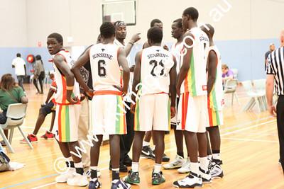 18 Men Grand Final 20-12-09