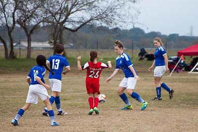Winter Tournament Game 2 - Texans 2015