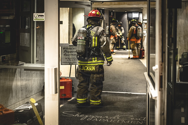 March 12, 2018 - 2nd Alarm - 4 Forest Laneway